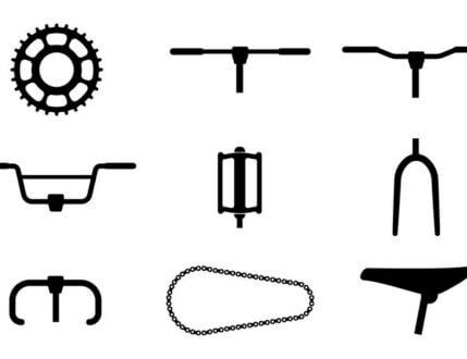 bike-part-vector-icons